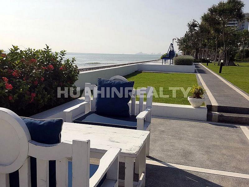 Шикарные апартаменты на побережье в Сантора Хуа Хин 3