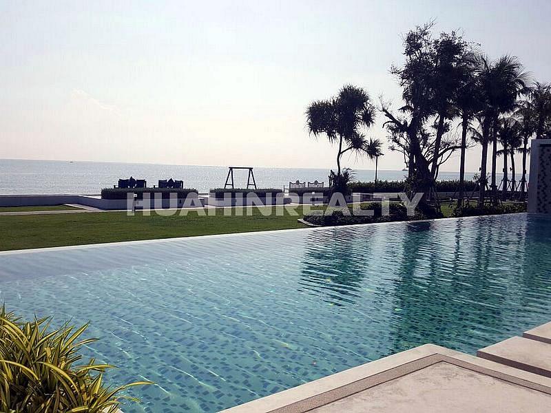 Шикарные апартаменты на побережье в Сантора Хуа Хин 6