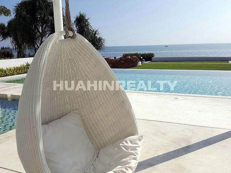 Шикарные апартаменты на побережье в Сантора Хуа Хин 7
