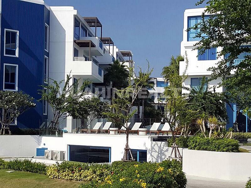 Шикарные апартаменты на побережье в Сантора Хуа Хин 10