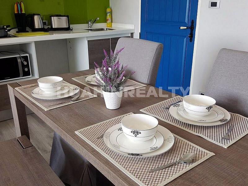 Шикарные апартаменты на побережье в Сантора Хуа Хин 13