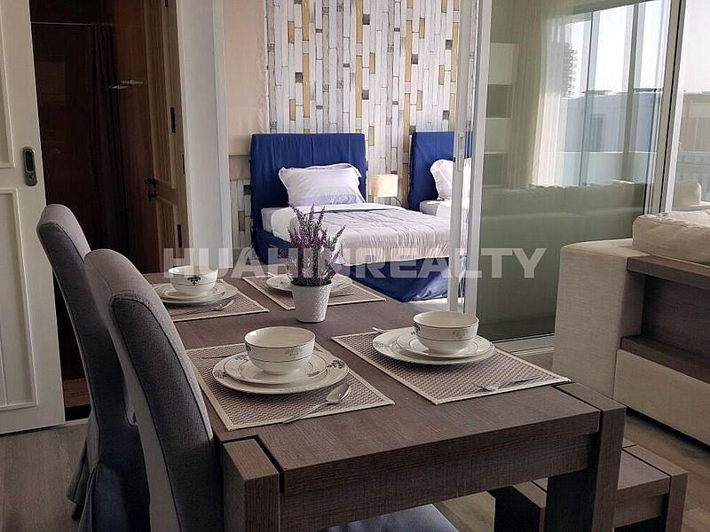 Шикарные апартаменты на побережье в Сантора Хуа Хин 15