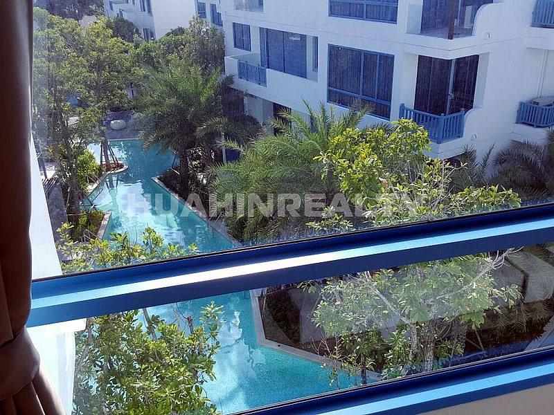 Шикарные апартаменты на побережье в Сантора Хуа Хин 19