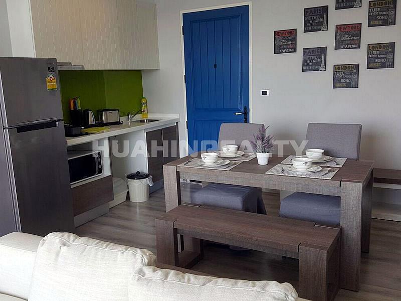 Шикарные апартаменты на побережье в Сантора Хуа Хин 20