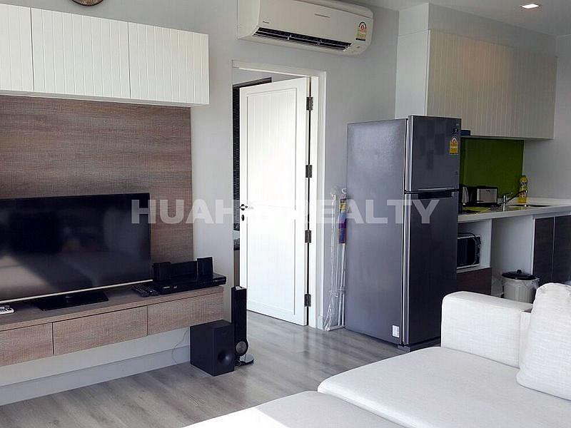 Шикарные апартаменты на побережье в Сантора Хуа Хин 21