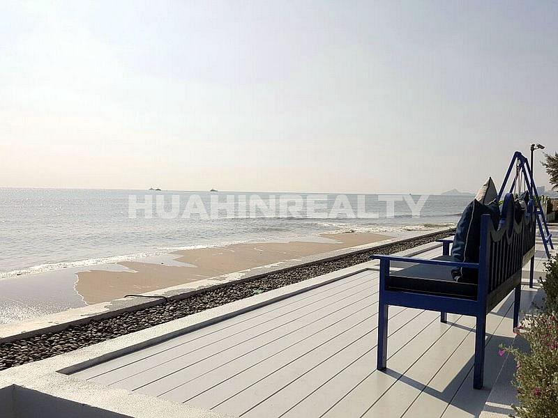 Шикарные апартаменты на побережье в Сантора Хуа Хин 24