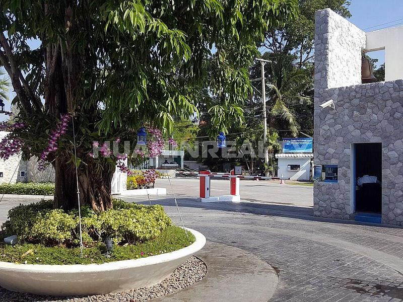 Шикарные апартаменты на побережье в Сантора Хуа Хин 25