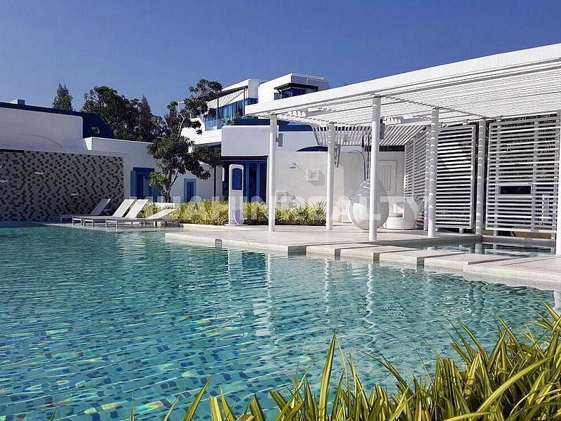 Шикарные апартаменты на побережье в Сантора Хуа Хин 26