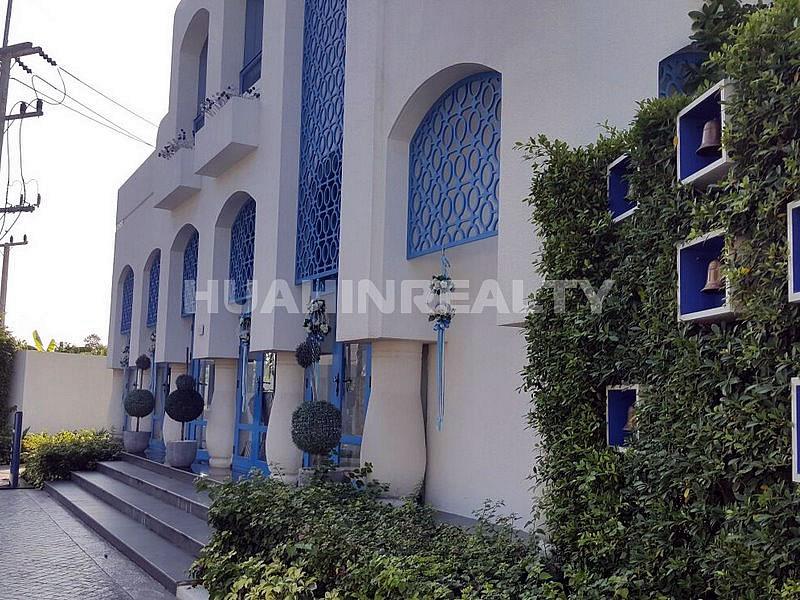 Шикарные апартаменты на побережье в Сантора Хуа Хин 27