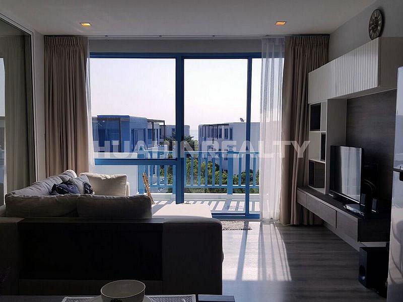 Шикарные апартаменты на побережье в Сантора Хуа Хин 28