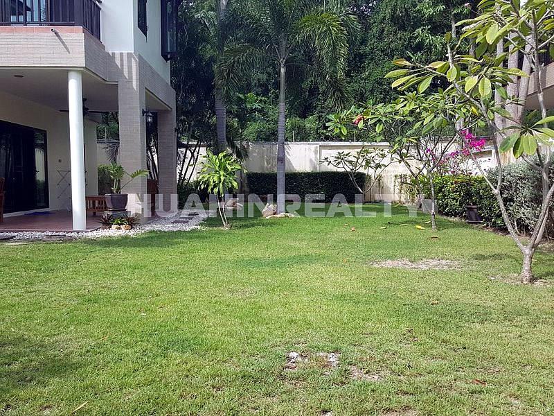 3 спальная вилла в аренду в центре Хуа Хина 35