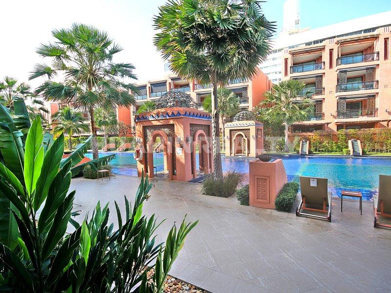 2 спальные апартаменты в Марракеш на 1 этаже 10