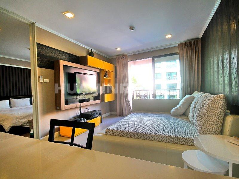 Шикарные 1 спальные апартаменты в Марракеш 1