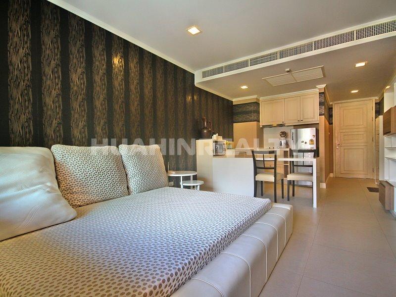 Шикарные 1 спальные апартаменты в Марракеш 4