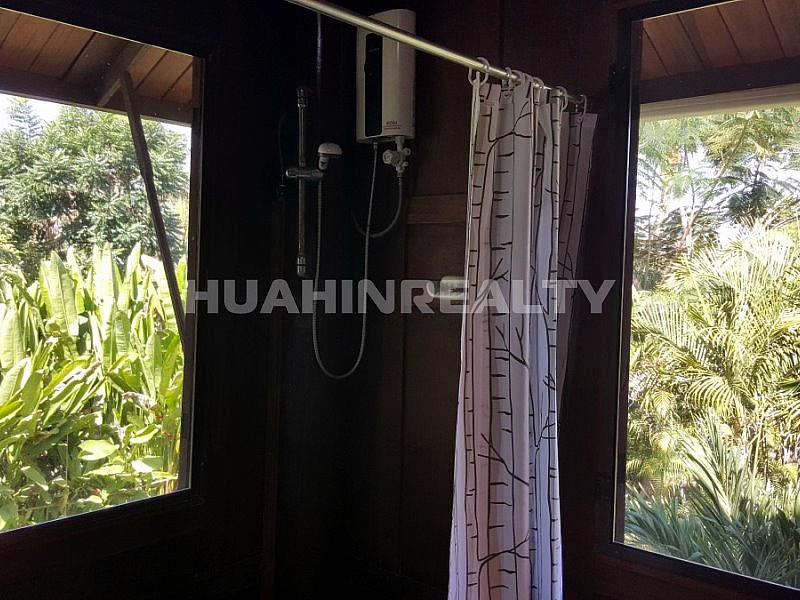 2 спальное бунгало в тропическом лесу 8