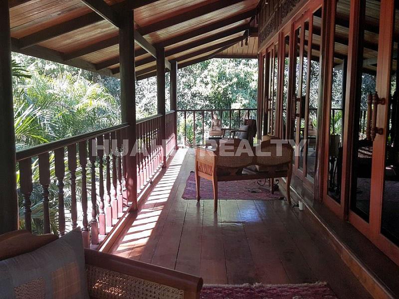 2 спальное бунгало в тропическом лесу 23
