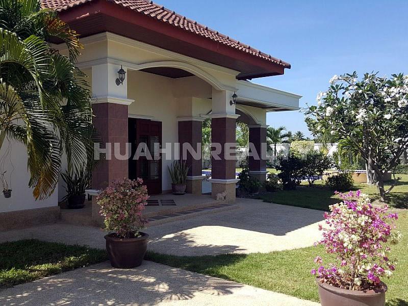 3 спальная вилла на продажу в Хуа Хине 7
