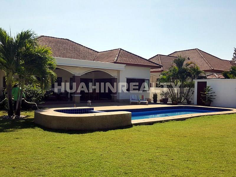 3 спальная вилла на продажу в Хуа Хине 9