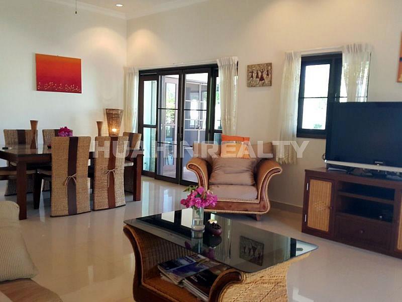 3 спальная вилла на продажу в Хуа Хине 29