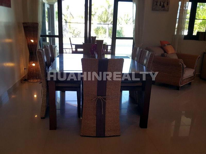 3 спальная вилла на продажу в Хуа Хине 32