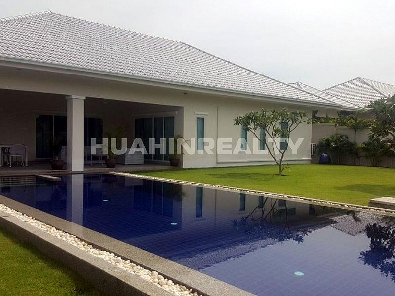 Новая 4 спальная вилла в Хуа Хине на сои 88 1