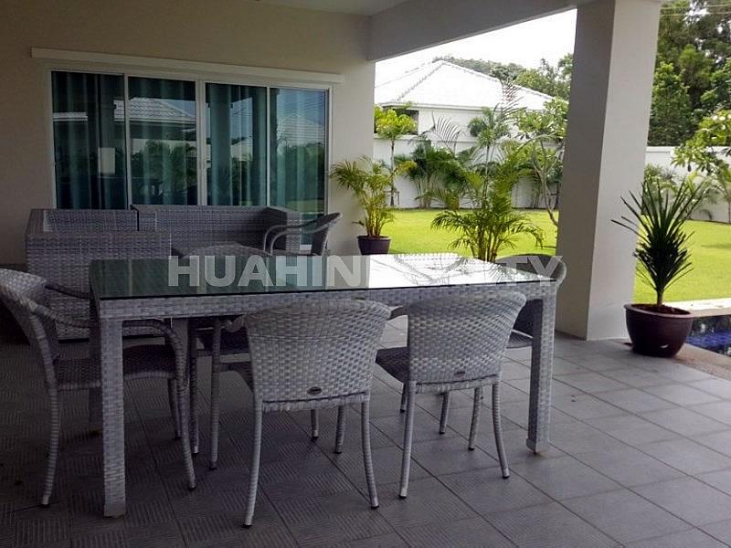 Новая 4 спальная вилла в Хуа Хине на сои 88 6