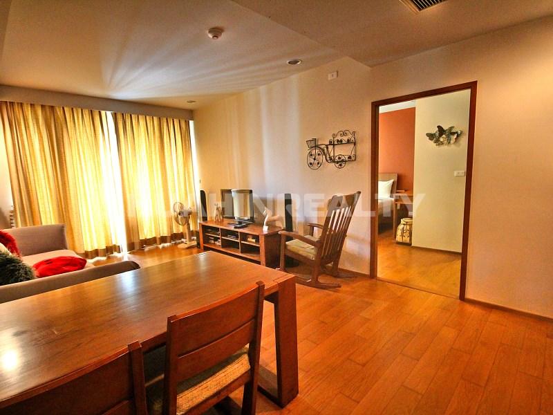 2 спальная квартира в Сансук кондо с видом на море 2