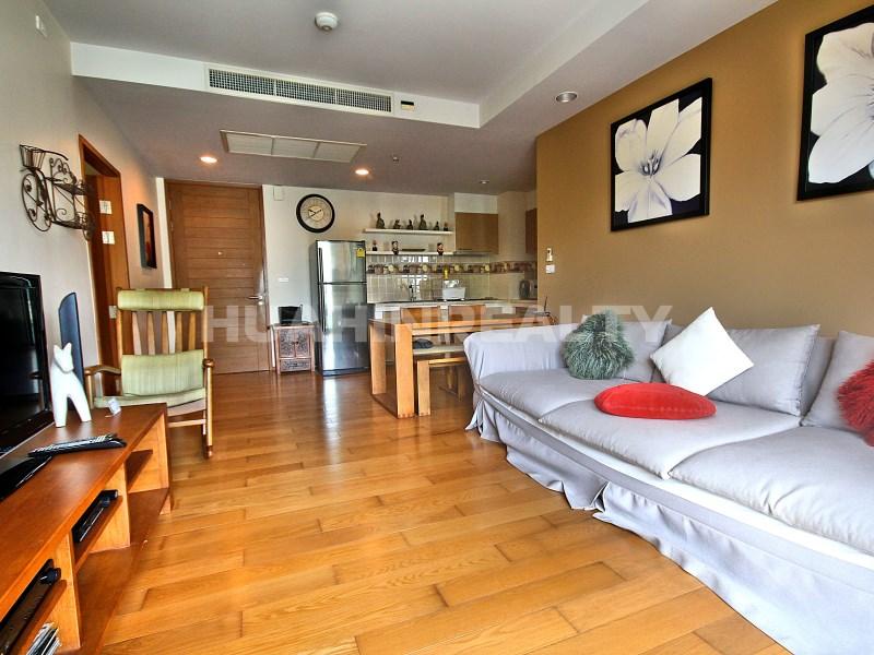 2 спальная квартира в Сансук кондо с видом на море 3