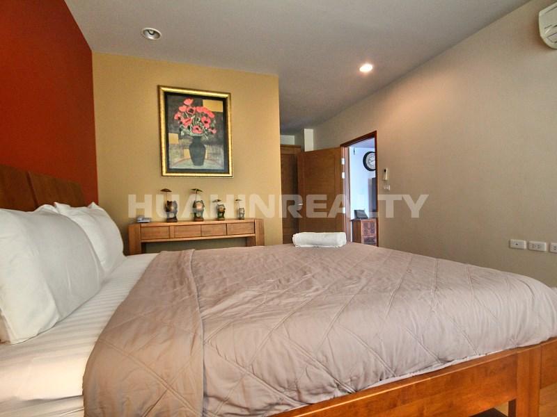 2 спальная квартира в Сансук кондо с видом на море 12