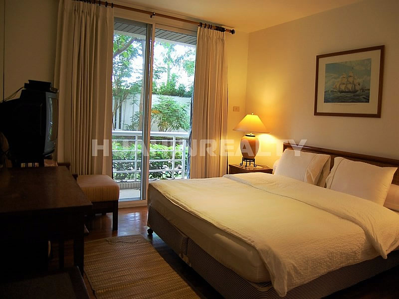 Недорогая 3 спальная квартира на побережье в Хуа Хине