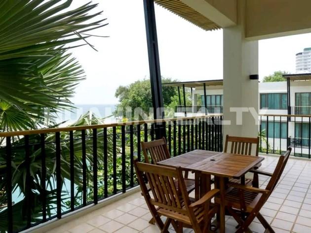 3 спальные апартаменты в Сансук у пляжа с видом на море 1