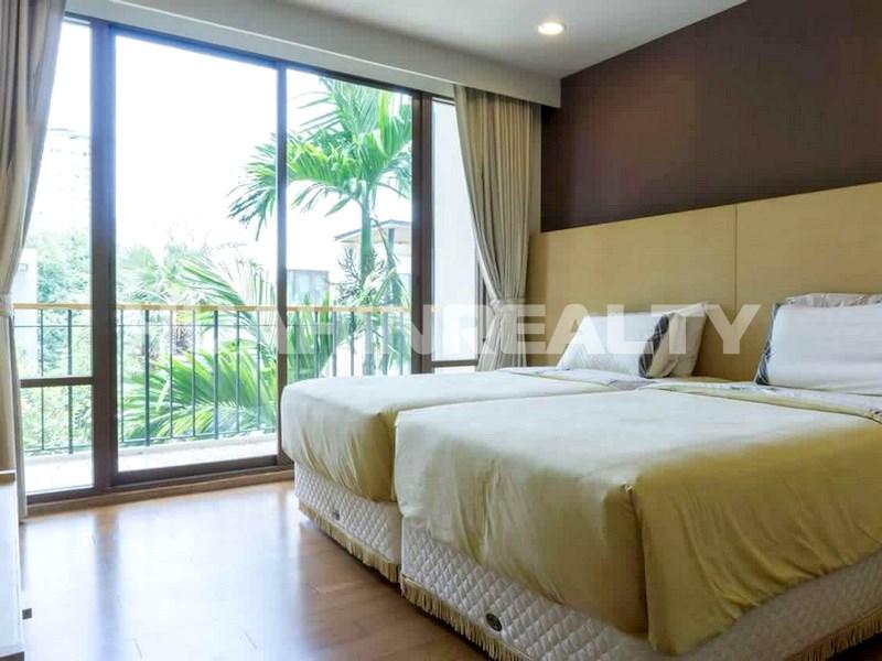 3 спальные апартаменты в Сансук у пляжа с видом на море 8