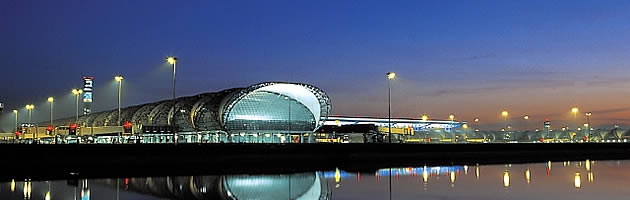 Суварнабхум аэропорт Бангкок