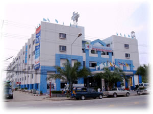Сан Пауло Госпиталь Хуа Хин