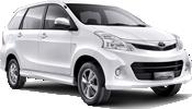 Toyota Avanza (6 мест)
