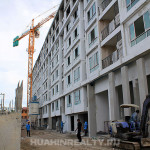 Строительство кондоминиума Baan Peang Ploen в Хуа Хине