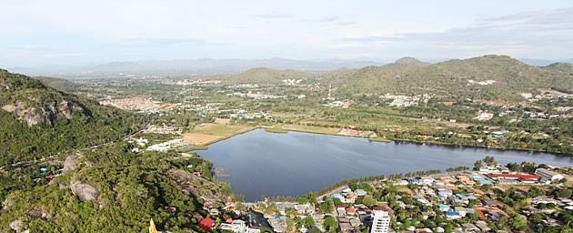 У озера Као Тао появится статуя короля Таиланда