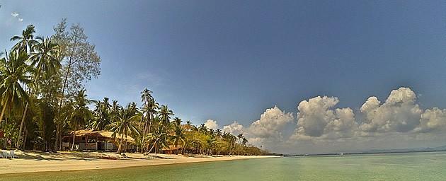Остров Ко Талу - рай рядом с Хуа Хином 1