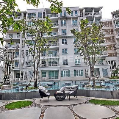 Новая квартира в комплексе Саммер с видом на море 1
